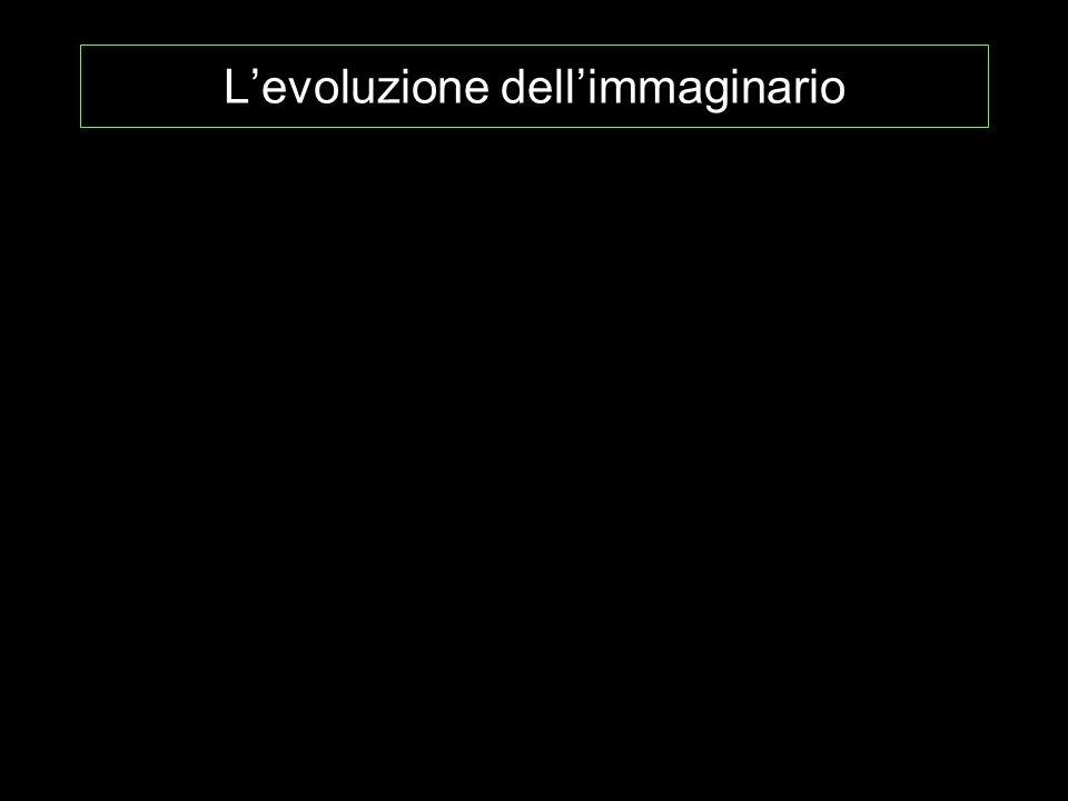 L'evoluzione dell'immaginario