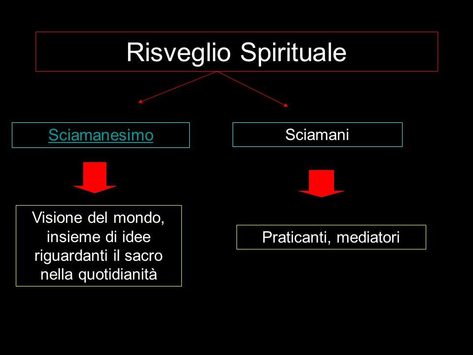 Risveglio Spirituale Sciamanesimo Sciamani