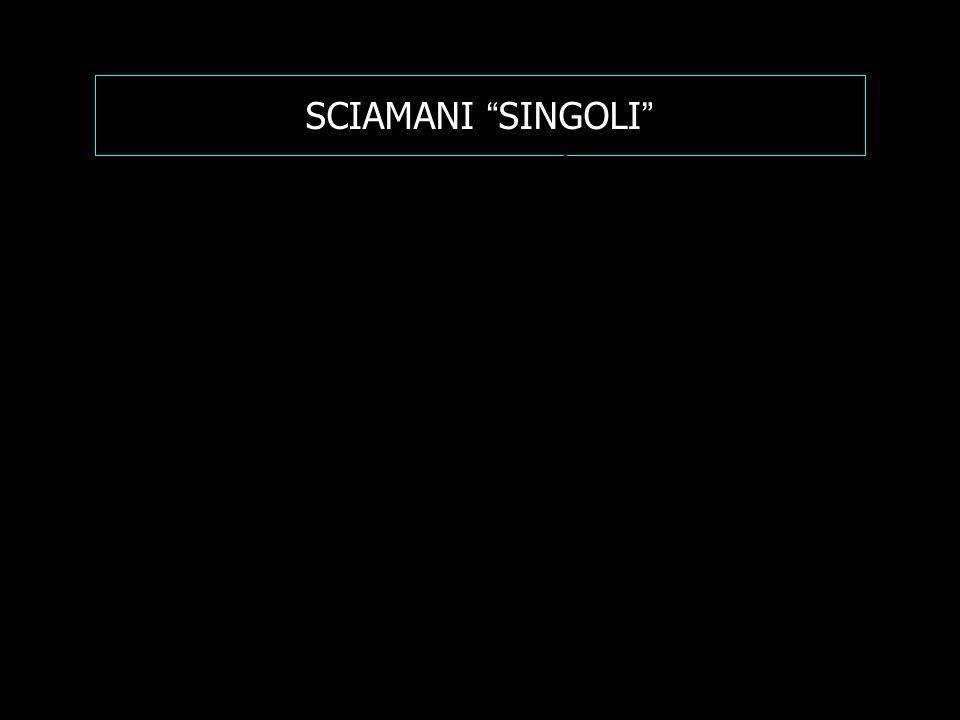 SCIAMANI SINGOLI 19 19