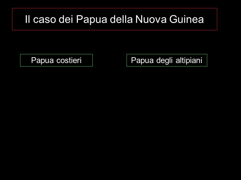 Il caso dei Papua della Nuova Guinea