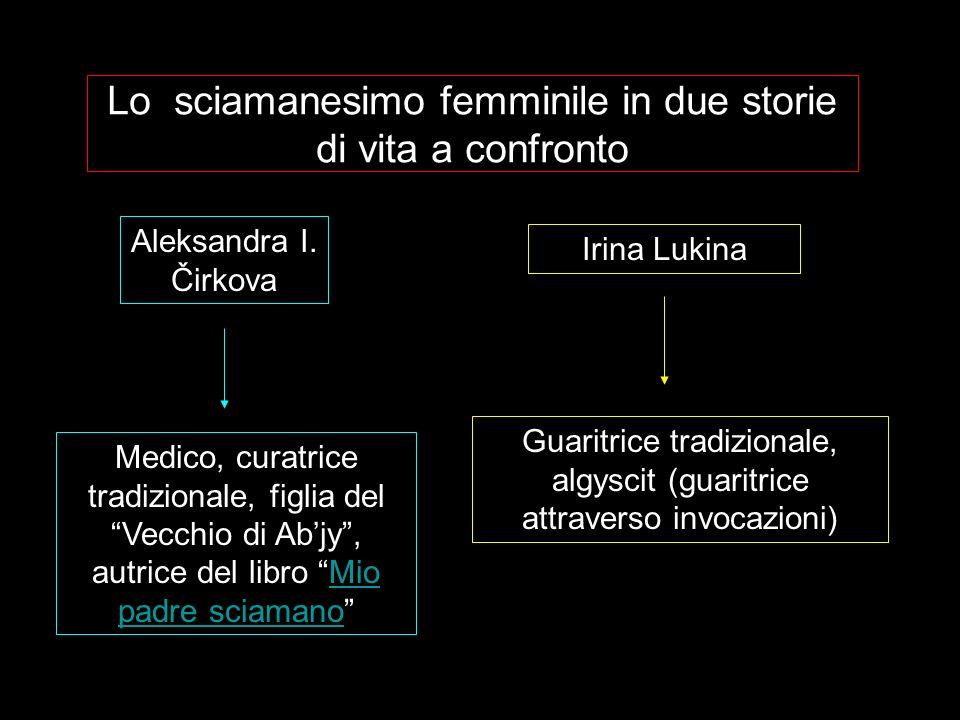 Lo sciamanesimo femminile in due storie di vita a confronto