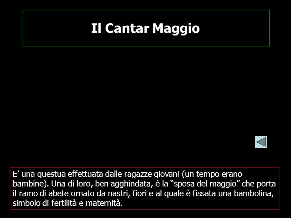 Il Cantar Maggio
