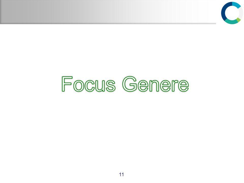 Focus Genere