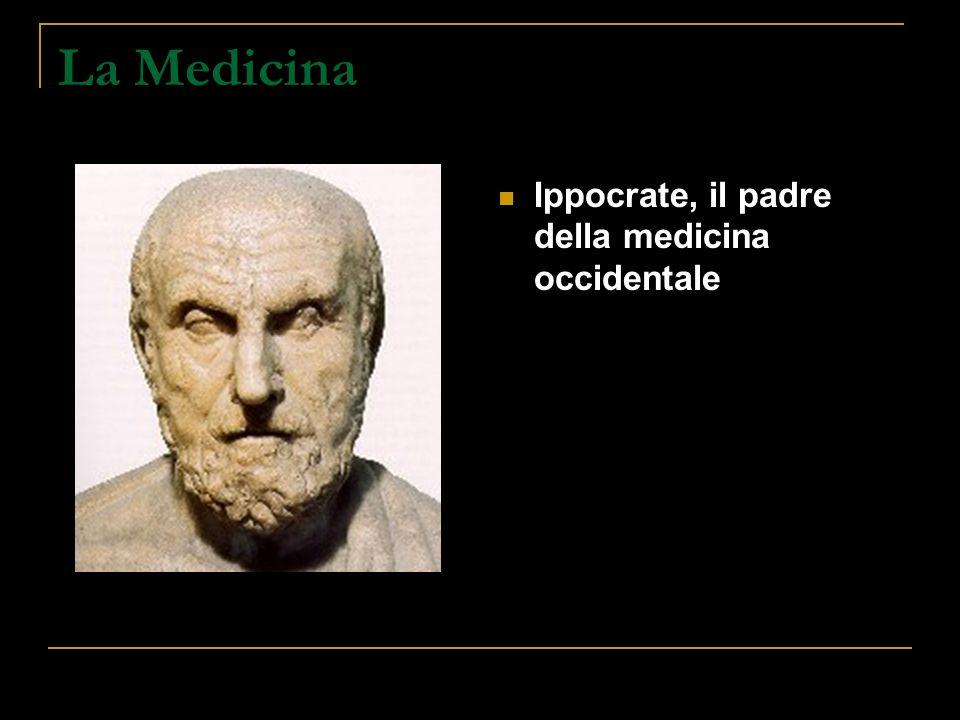 La Medicina Ippocrate, il padre della medicina occidentale