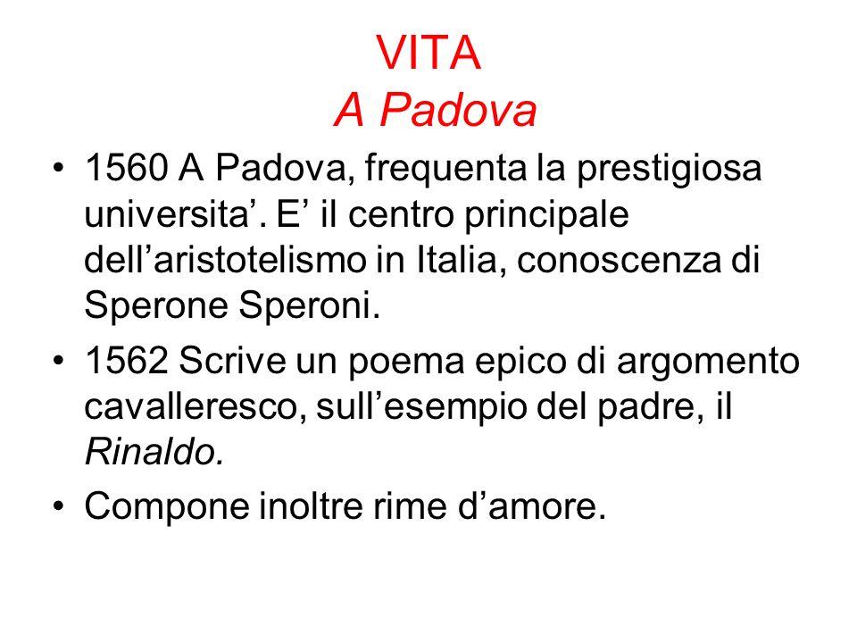 VITA A Padova
