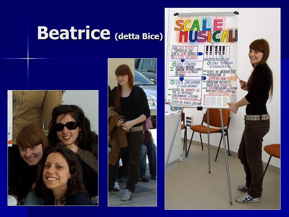 Beatrice (detta Bice)