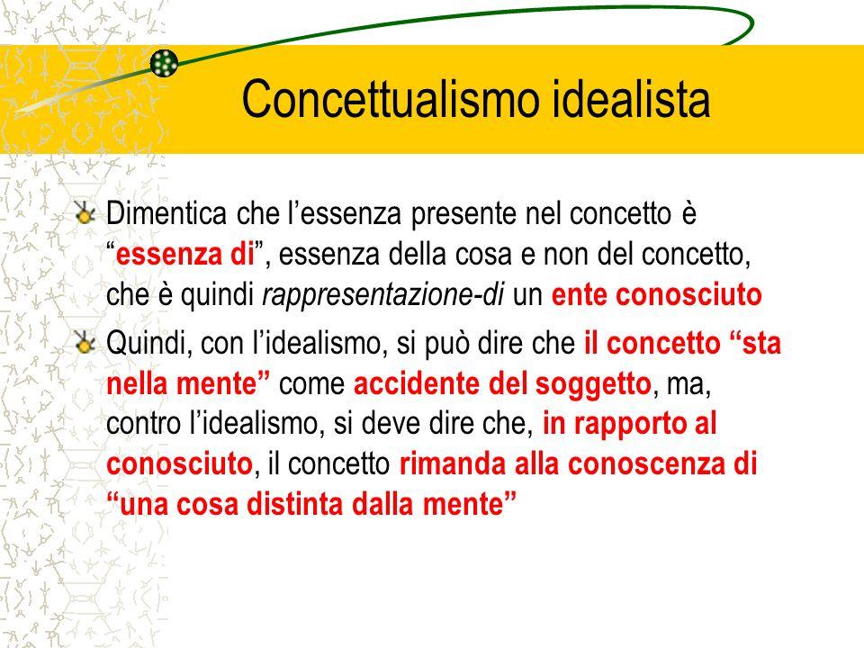 Concettualismo idealista