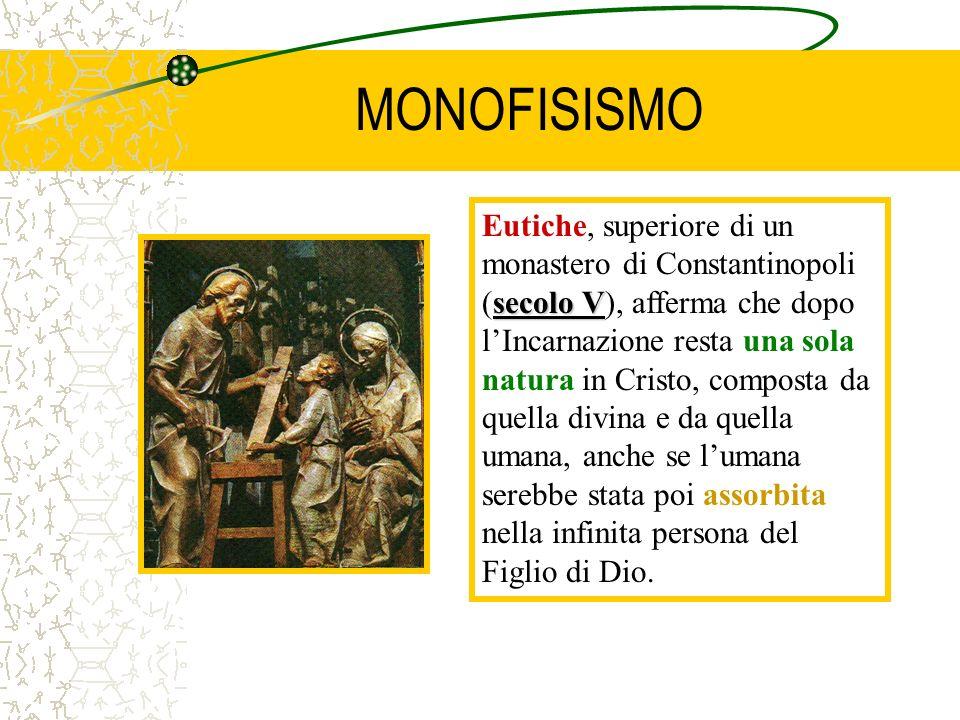 MONOFISISMO