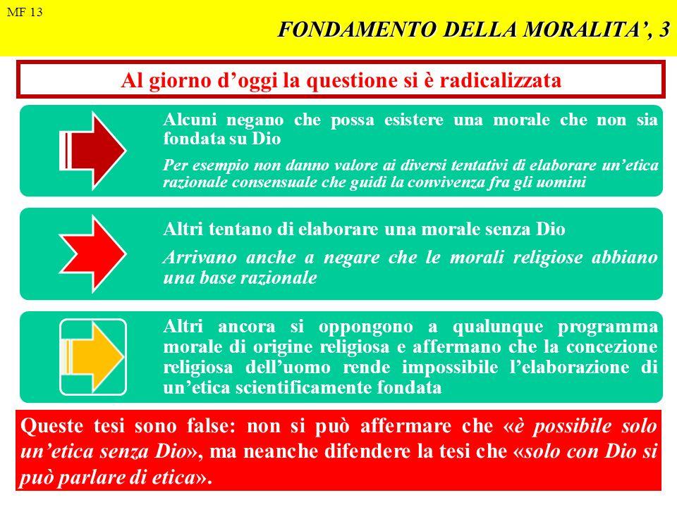 FONDAMENTO DELLA MORALITA', 3