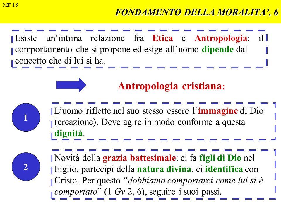 FONDAMENTO DELLA MORALITA', 6