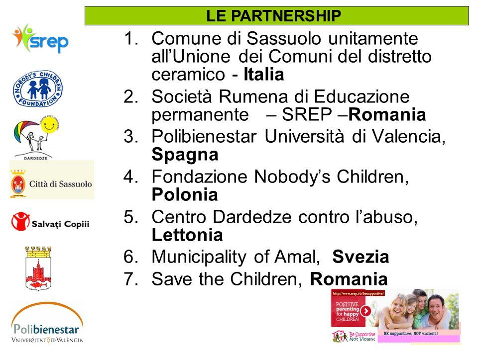 Società Rumena di Educazione permanente – SREP –Romania