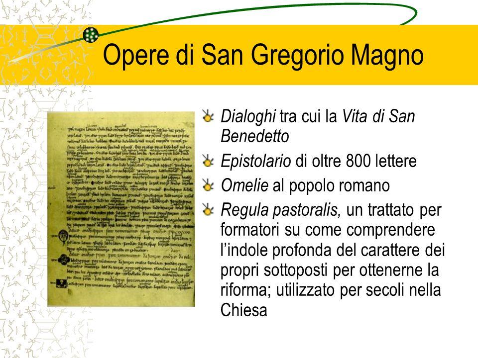Opere di San Gregorio Magno