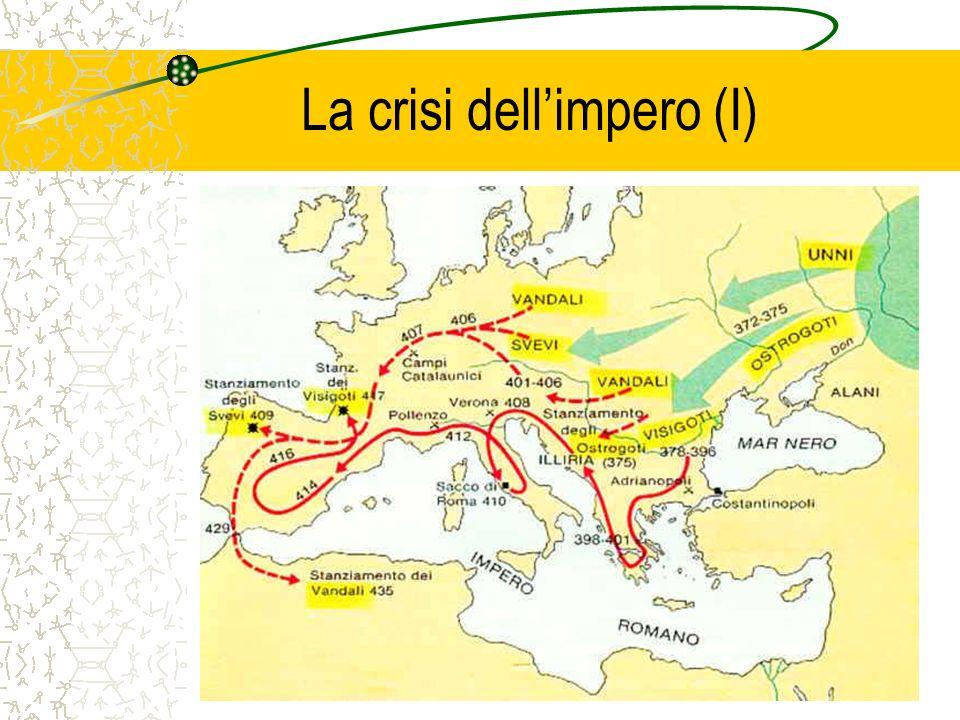 La crisi dell'impero (I)