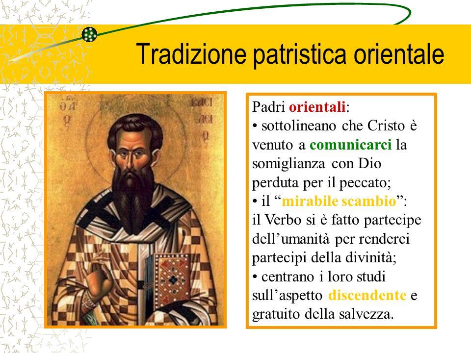 Tradizione patristica orientale