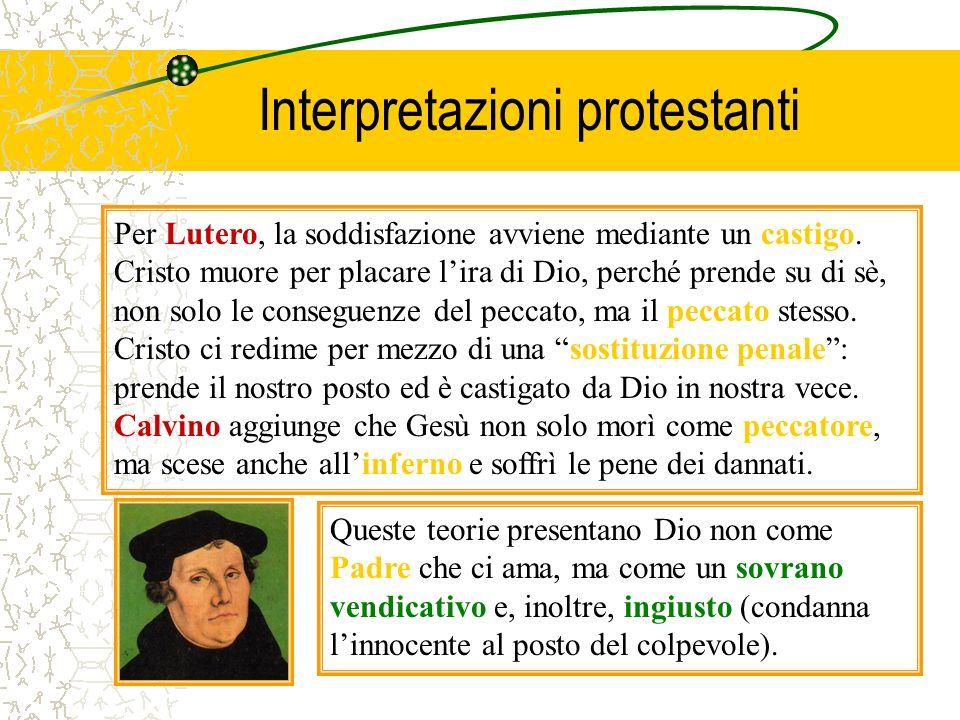 Interpretazioni protestanti