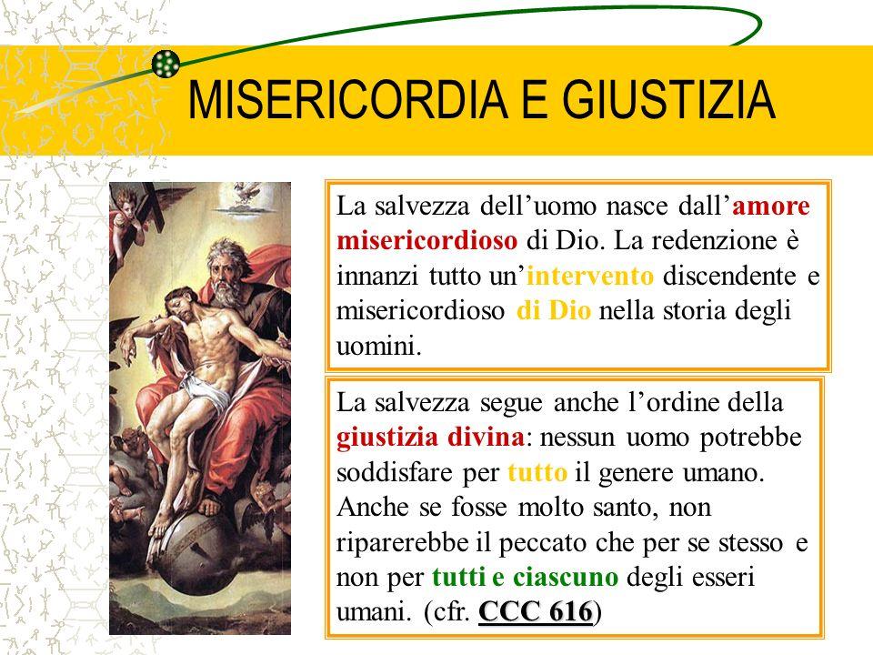 MISERICORDIA E GIUSTIZIA