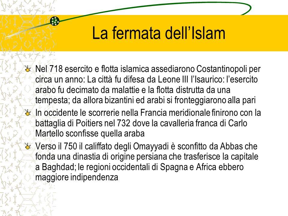 La fermata dell'Islam
