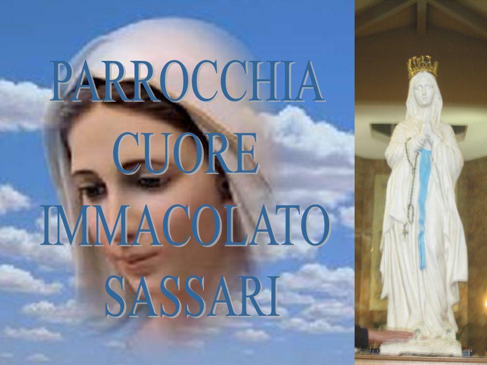 PARROCCHIA CUORE IMMACOLATO SASSARI