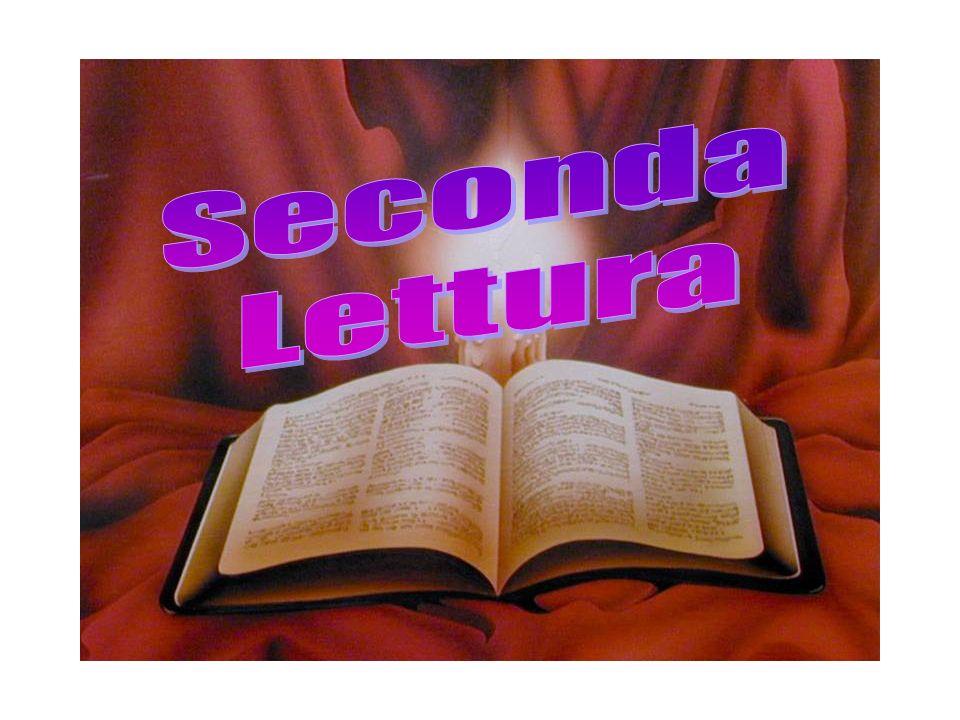 Seconda Lettura