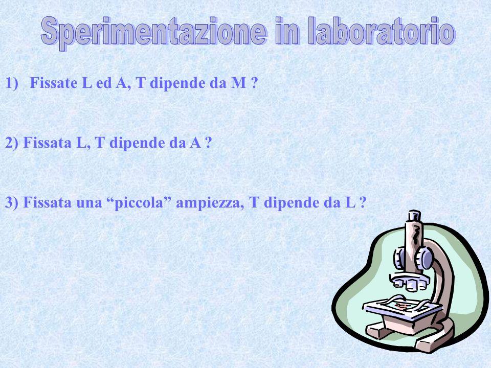 Sperimentazione in laboratorio