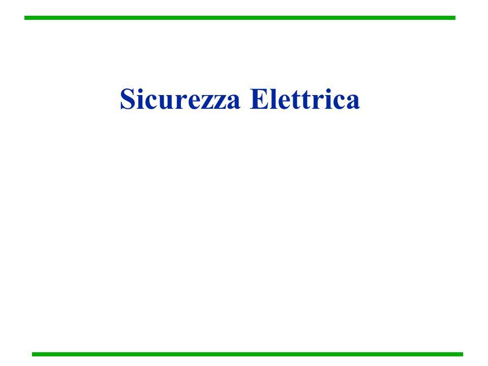 Sicurezza Elettrica