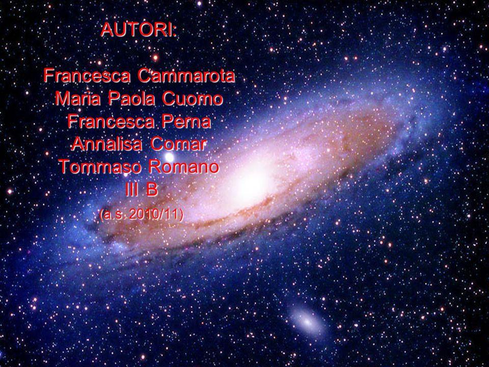 AUTORI: Francesca Cammarota Maria Paola Cuomo Francesca Perna Annalisa Comar Tommaso Romano III B (a.s.