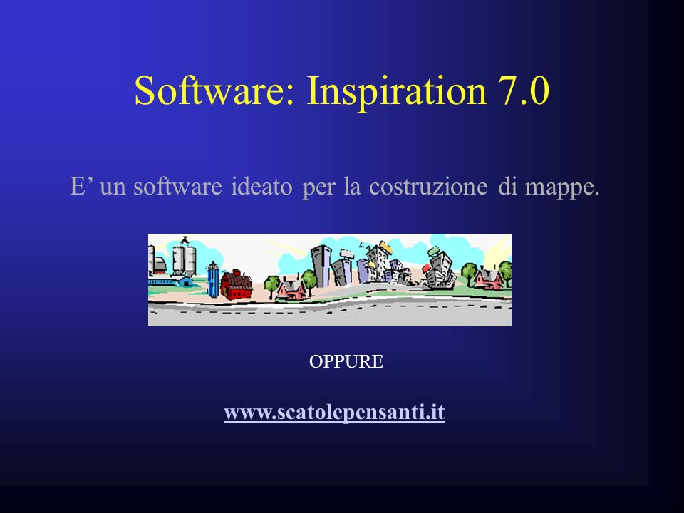 Software: Inspiration 7.0