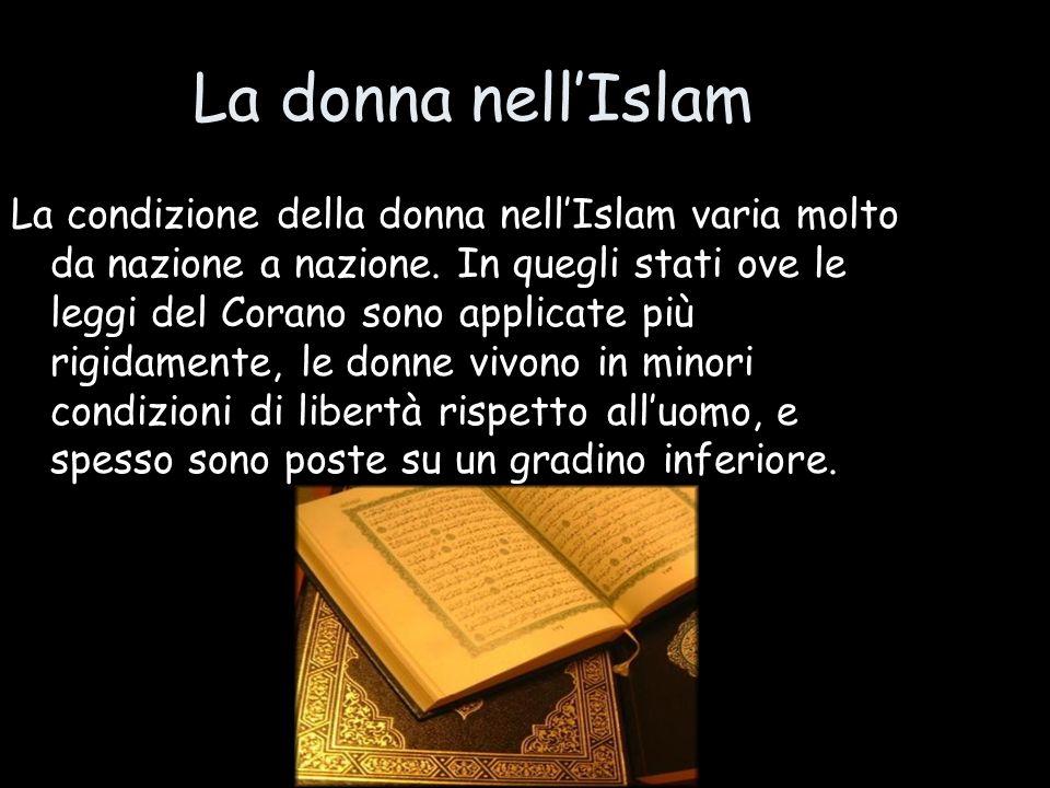 La donna nell'Islam