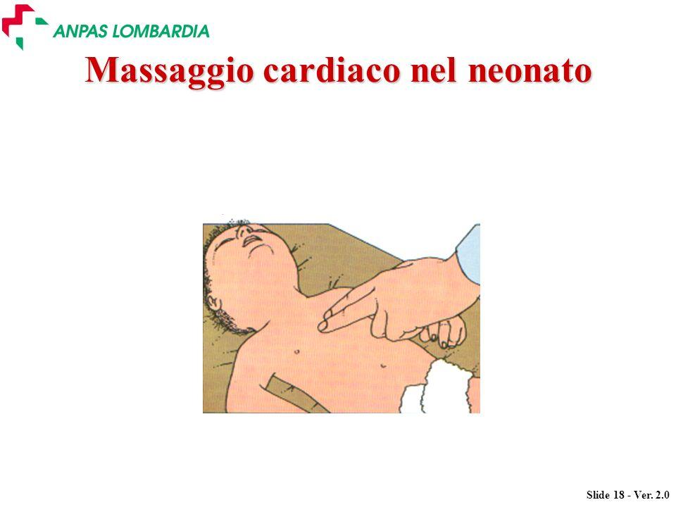 Massaggio cardiaco nel neonato