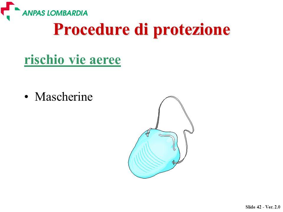 Procedure di protezione