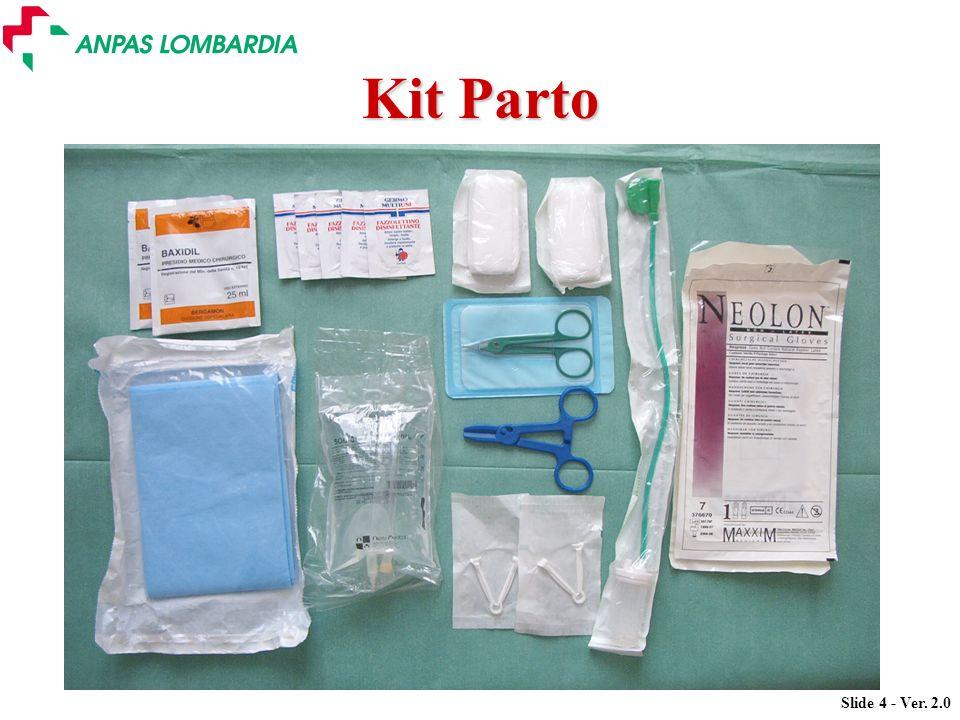 Kit Parto
