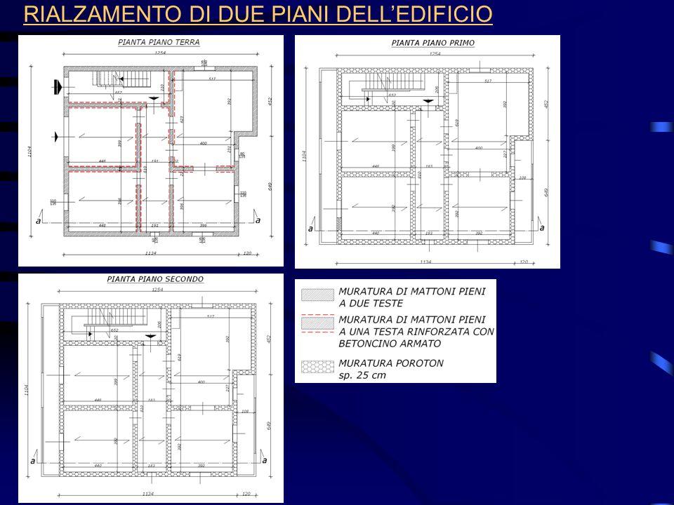 Caso 2 piano rigido secondo la norma un solaio pu essere for Piani di costruzione dell edificio