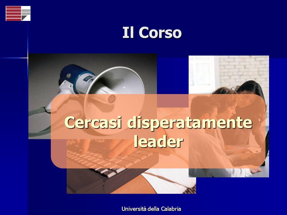 Cercasi disperatamente leader
