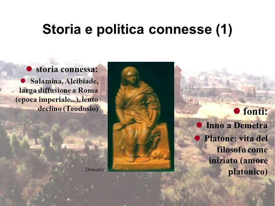 Storia e politica connesse (1)