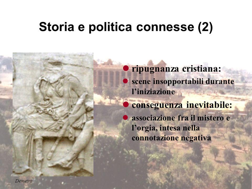 Storia e politica connesse (2)