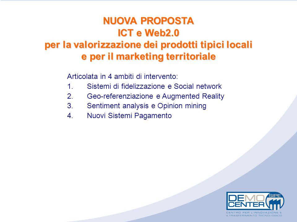 NUOVA PROPOSTA ICT e Web2