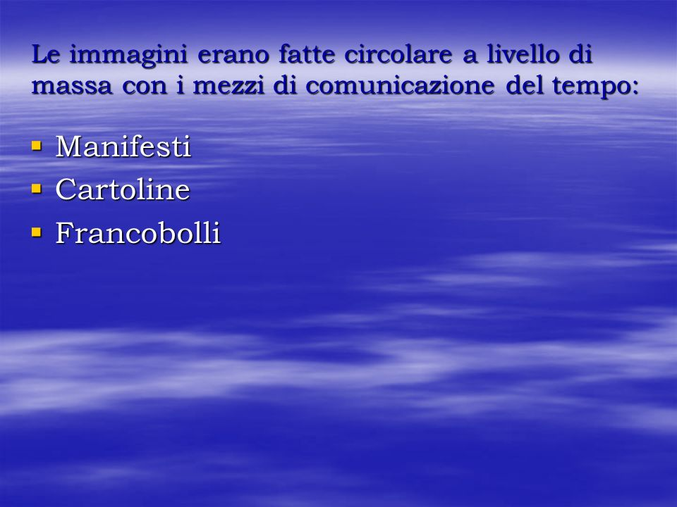 Manifesti Cartoline Francobolli
