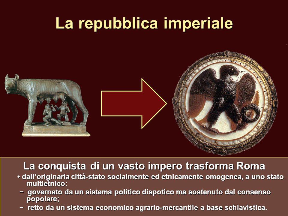 La repubblica imperiale