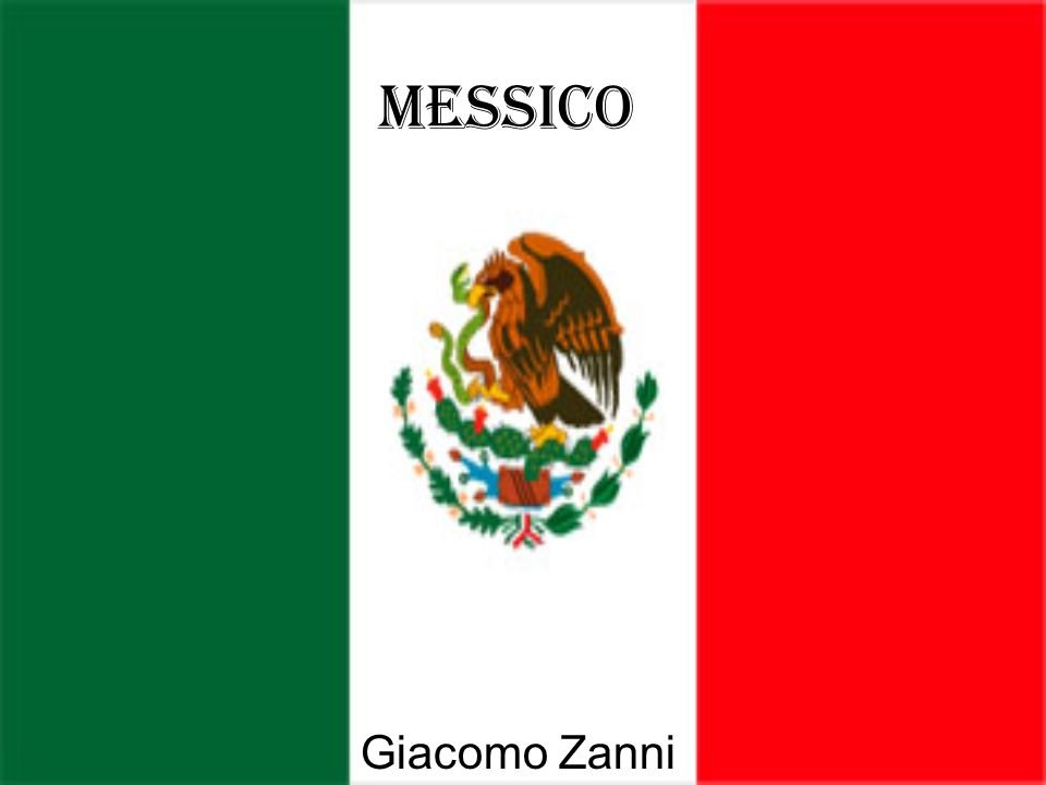 Messico Sss S Giacomo Zanni