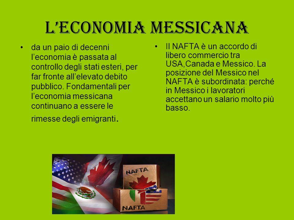 L'economia messicana