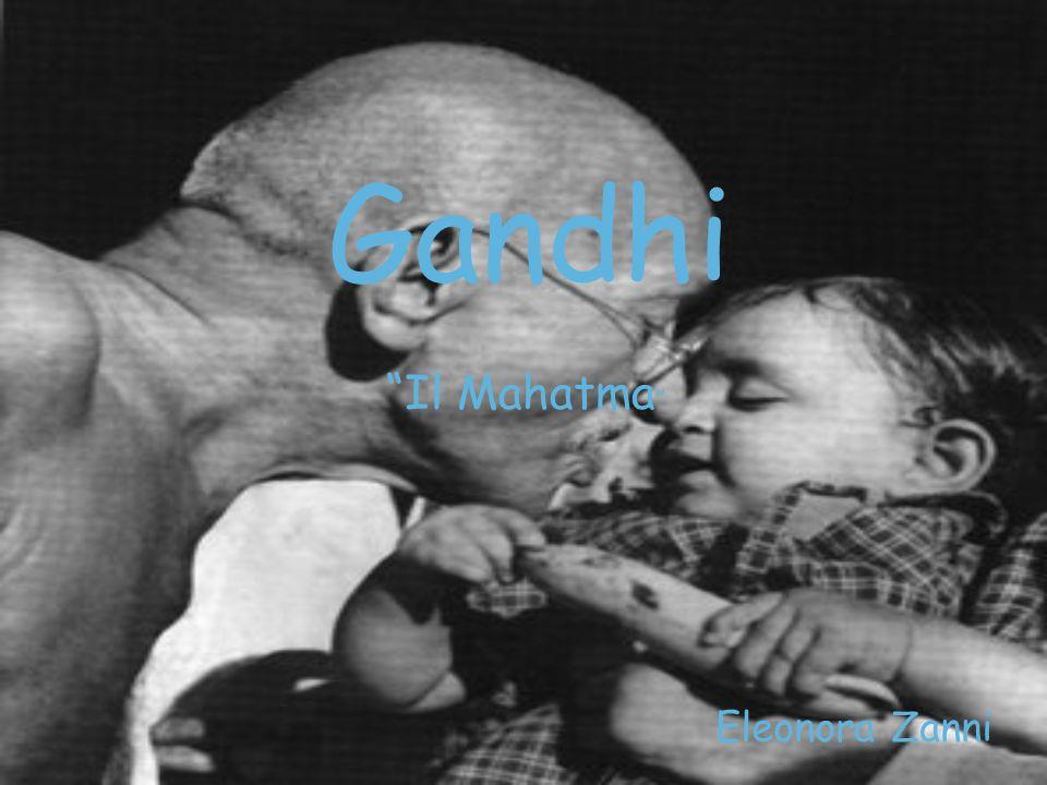 Gandhi Il Mahatma Eleonora Zanni