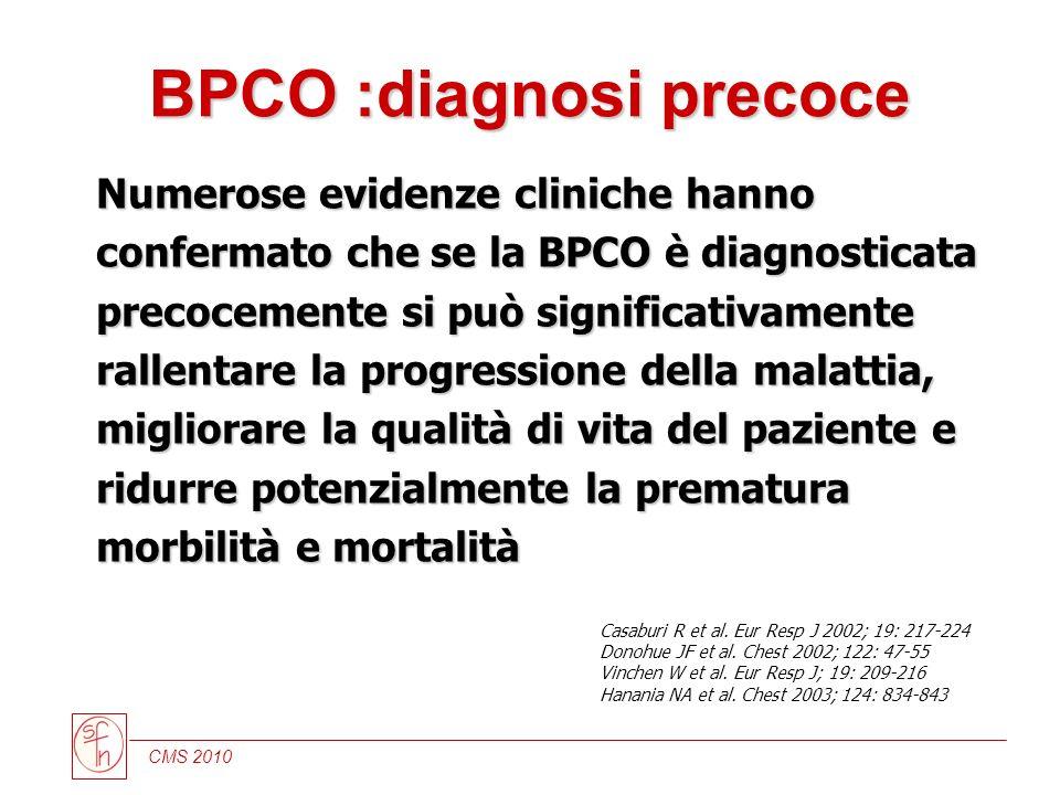 BPCO :diagnosi precoce