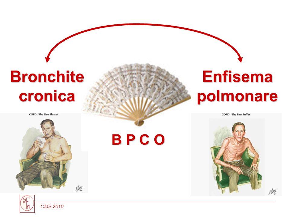Bronchite cronica Enfisema polmonare