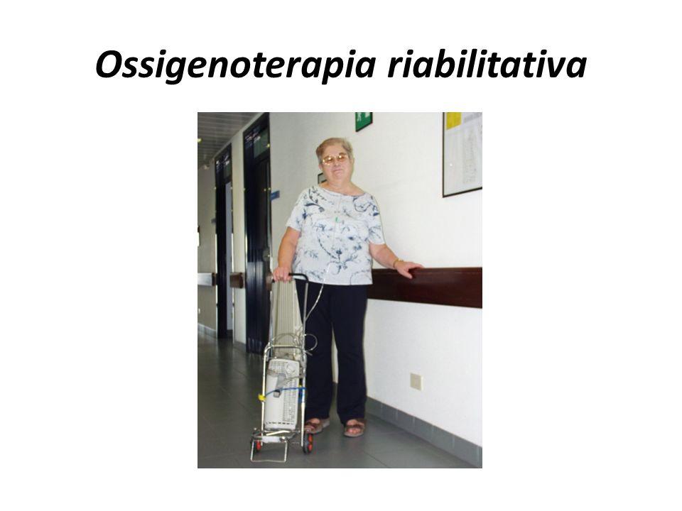 Ossigenoterapia riabilitativa