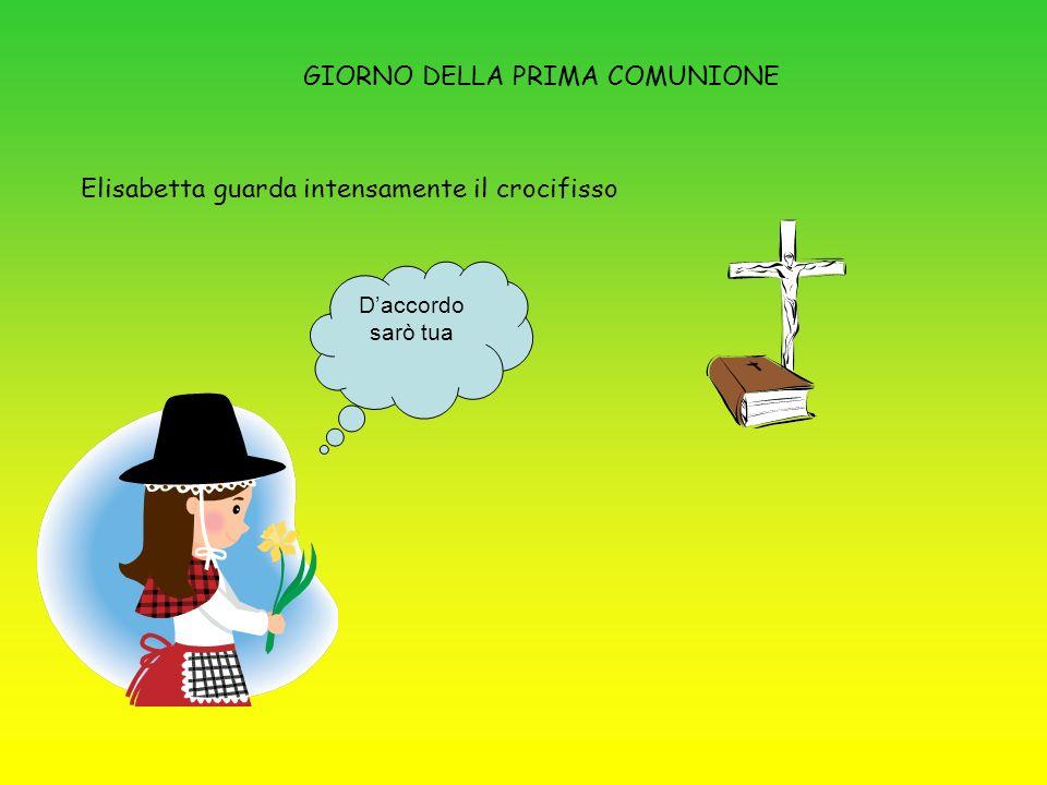 GIORNO DELLA PRIMA COMUNIONE