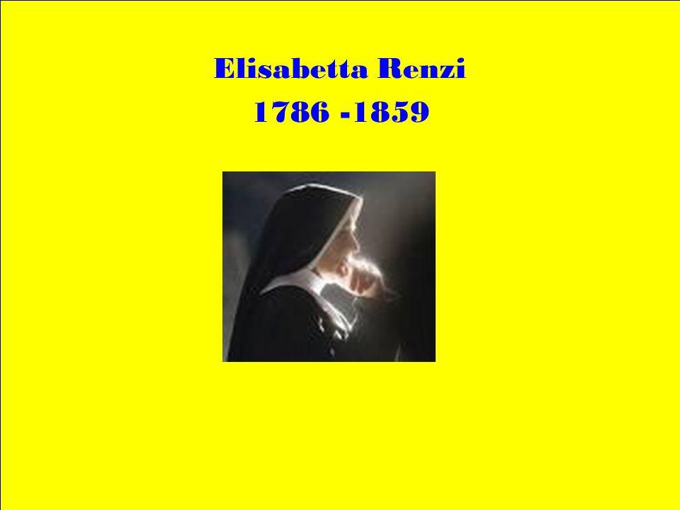 Elisabetta Renzi 1786 -1859