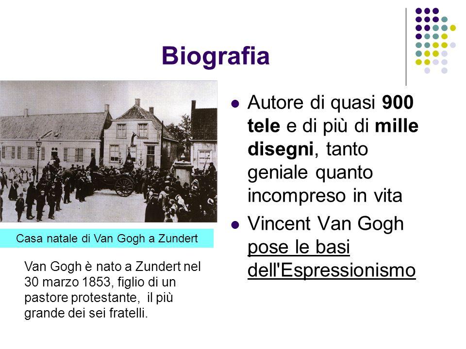 Casa natale di Van Gogh a Zundert