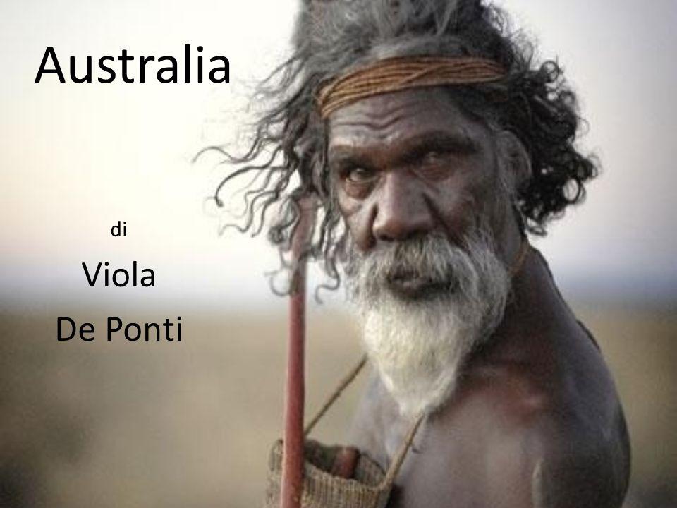 Australia di Viola De Ponti