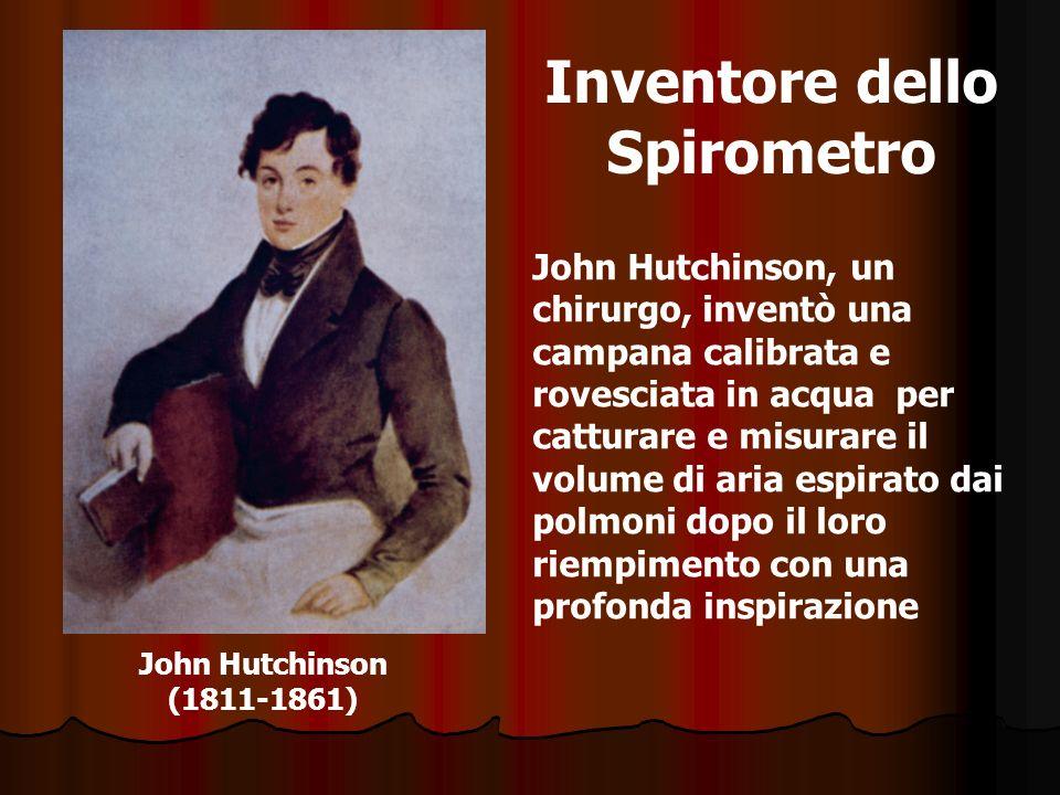Inventore dello Spirometro