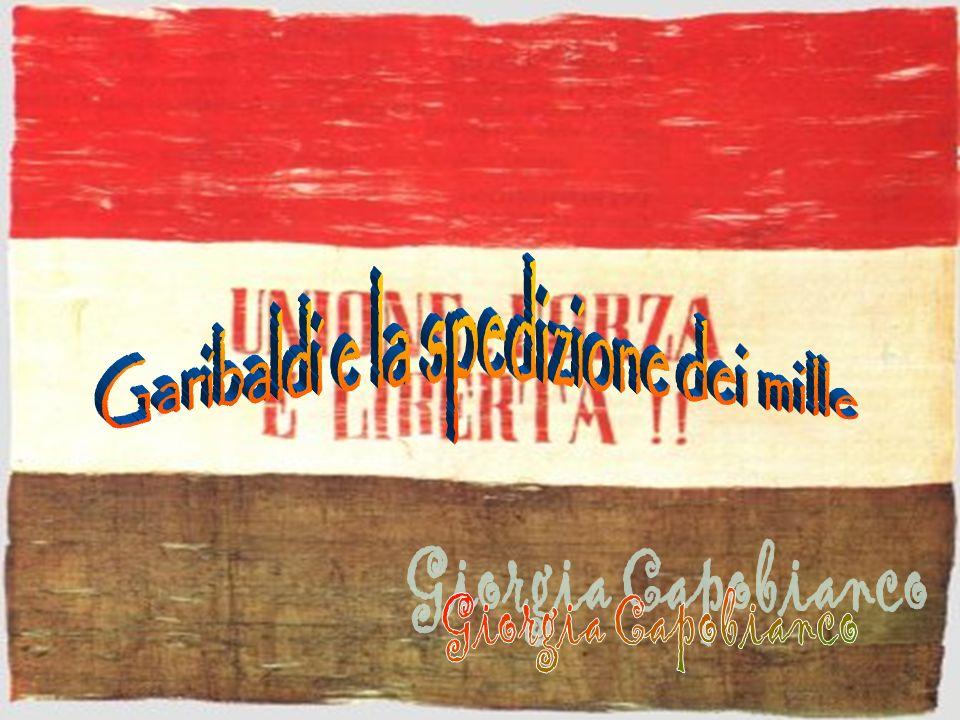 Garibaldi e la spedizione dei mille